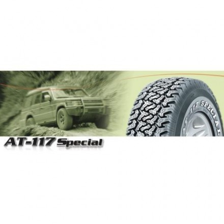 Anvelopa Off Road Vara 31/10.5 R15 SILVERSTONE AT-117 SPECIAL